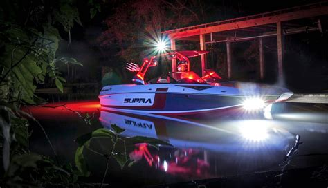 supra se boats supra boats reveal roush powered super boat with raptor