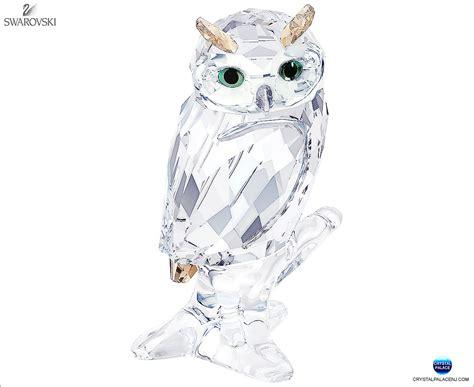 Blue Owl Swarovski swarovski owl