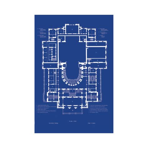 royal opera house plan old blueprints american architectural classics touch of modern