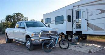 Best Truck Tires For Towing 5th Wheel Ram 3500 Dually Truck Best Rv Fifth Wheel Trailer Towing