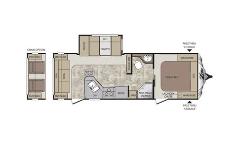 Cougar Floor Plans by Cougar Travel Trailer Floor Plans Keystone Cougar X Lite