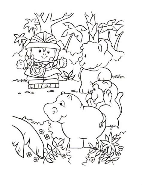 jungle themed coloring pages 17 best images about cake decorating jungle on pinterest