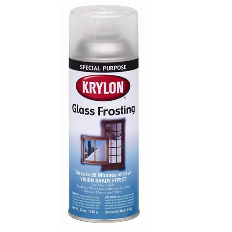 spray paint information shop krylon white frosted spray paint actual net contents