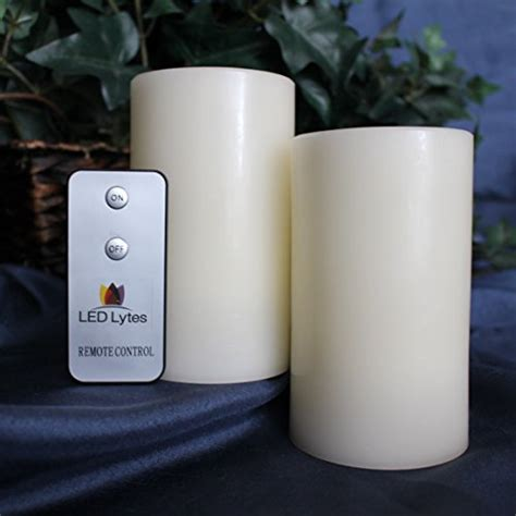 home design nice white flameless pillar candles for your led lytes flameless candles battery operated pillars w