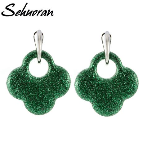 Limited Kalung Korea Pearl Green Weave With Cz Alloy Korean עגילי טיפה פשוט לקנות באלי אקספרס בעברית זיפי