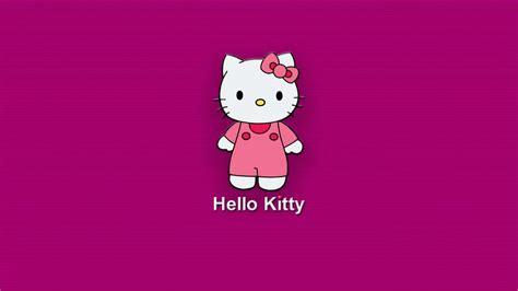 themes hello kitty laptop free hello kitty wallpapers for computer wallpaper cave