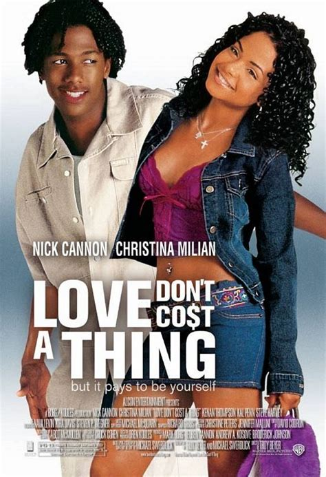 Love Don T Cost A Thing Film | love don t cost a thing 2003 find your film movie