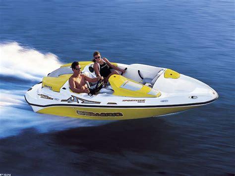 2005 Sea Doo Sportster? 4 TEC? (215 hp) Boats   Sportster