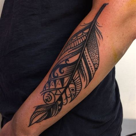 divine machine tattoo feather tattoos by noelle lamonica machine