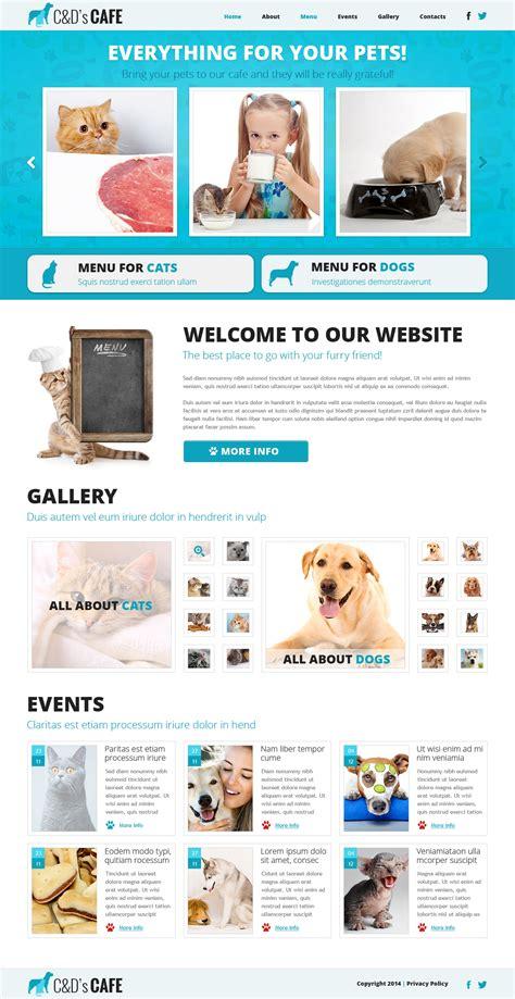 pet shop responsive joomla template 48643