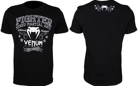 Venum American Fighter Shirt Black venum t shirts 2011 collection