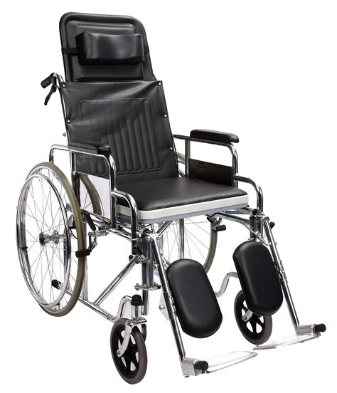 High Back Reclining Wheelchair by Panacea