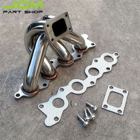 Suzuki Samurai Turbo Manifold Stainless Steel Turbo Manifold For Suzuki Gti G13b 1