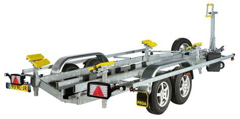 boottrailer barendrecht pega boottrailers aanhangwagens barendrecht
