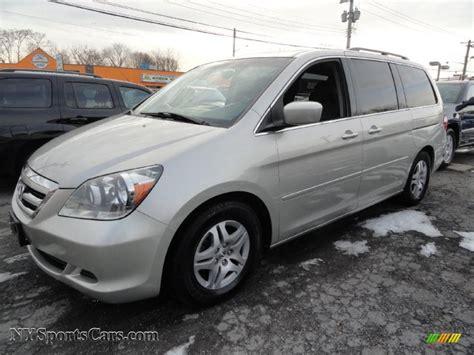 2006 Honda Odyssey Ex L by 2006 Honda Odyssey Ex L In Silver Pearl Metallic 419042