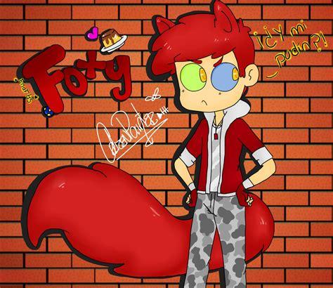 imagenes de foxy terrorificas foxy fnafhs wallpaper fanart by ferkarisenpainter on