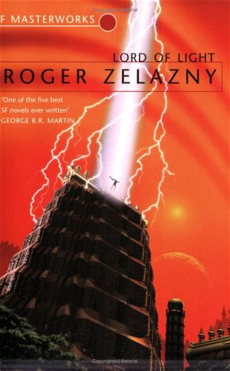 lord of light zelazny sff masterworks sf masterworks 7 roger zelazny lord of