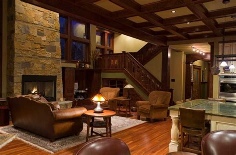 prairie style homes interior prairie style interiors ideas