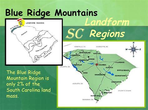carolina mountains map south carolina mountains map bnhspine