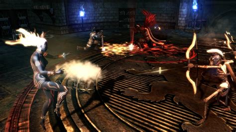 dungeon siege 3 tips dungeon siege 3 lower ravens rill side quest guide