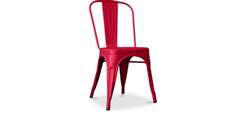 chaise xavier pauchard chaise tolix xavier pauchard style m 233 tal pas cher