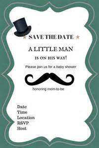 free mustache baby shower invitation templates free printable baby shower invitations boy