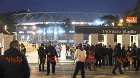 ingresso stadio olimpico roma stadio olimpico l ingresso durante le partite serali