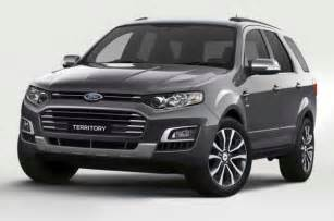 2016 Ford Models 2016 Ford Territory Review Price 2016 2017 Suv Models