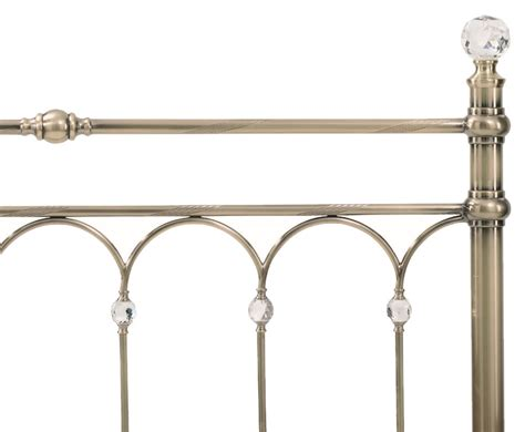brass headboards krystal brass metal headboard just headboards