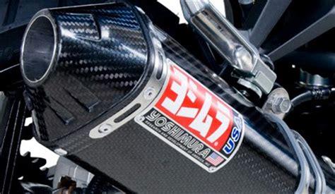 Knalpot Racing Yoshimura Usa R77 Vixion R15 Byson Cb150r Cbr Gsx harga knalpot racing semua merk terbaru 2017