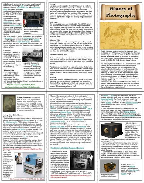 Photography Worksheets by 17 Best Images About Photography Worksheets On