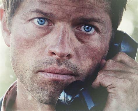 collins eye color blue supernatural misha collins castiel