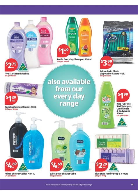 Aldi Catalogue Special Buys Week 9 Page 15