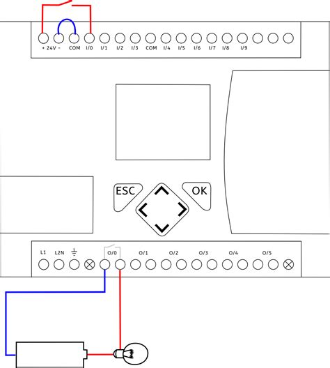 micrologix 1400 wiring diagram visca rs 232c cable to