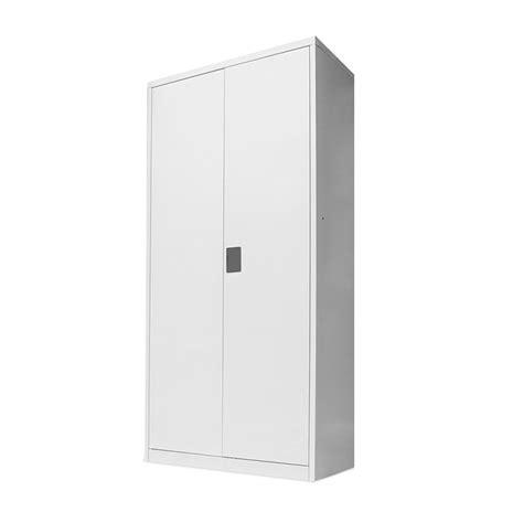 armario metal armarios de metal excellent armario con puertas de vidrio