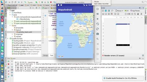 android studio gui tutorial pdf android studio tutorials 45 google maps android api v2