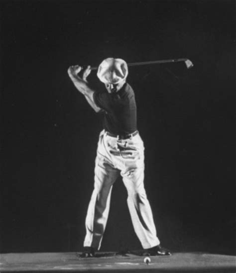 ben swing hogan s fundamentals clarence aspern