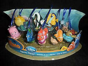 ornement set finding dory finding nemo ornaments ebay