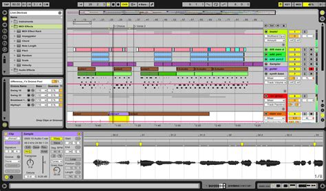 how to make house music in ableton ableton live 8 production software mac windows zzounds
