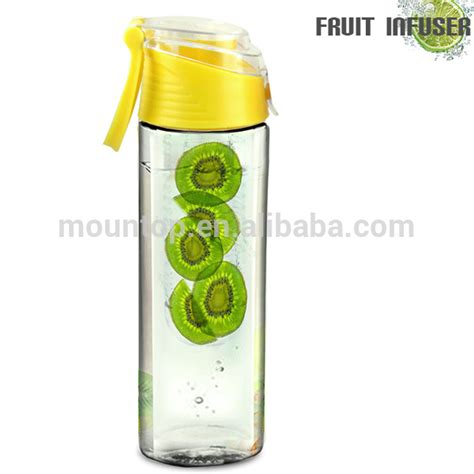 Fruit Water Detox For Energy by New Product 2016 Custom Fruit Infuser Bottle Reusable
