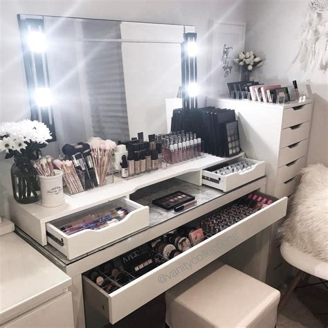 double vanity with makeup station bathroom bathroom vanity with makeup station fascinating