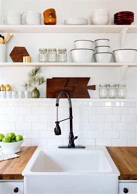 Design Of Kitchen Shelf Open Shelves Kitchen Design Ideas For The Simple Person Mykitcheninterior