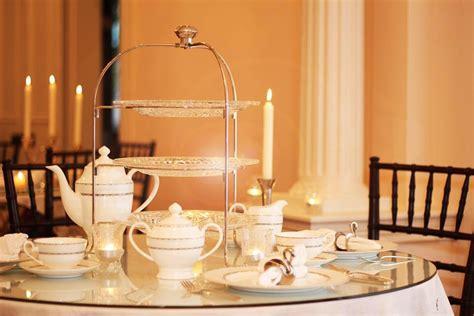 swan house tea room evening tea visit findlay