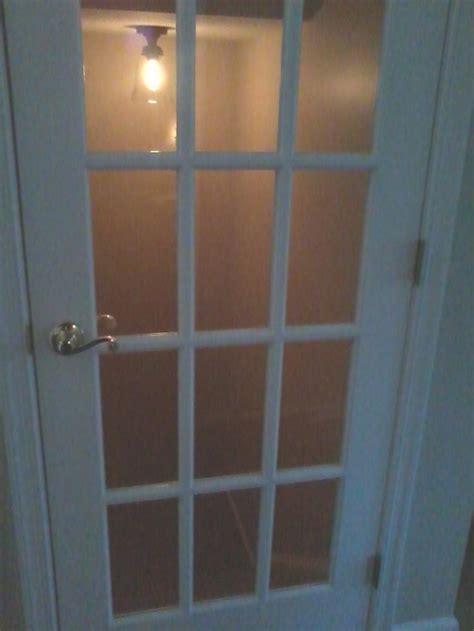 basement door interior door lighting basement redo