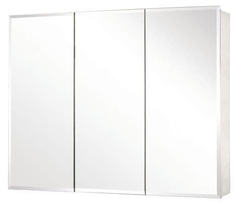 pegasus medicine cabinet replacement parts pegasus sp4590 mirrored tri view beveled mirror medicine