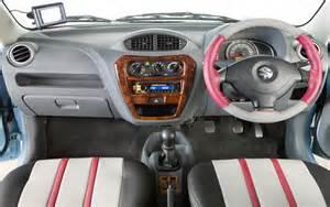 Suzuki Interior Styling Maruti Suzuki Alto800