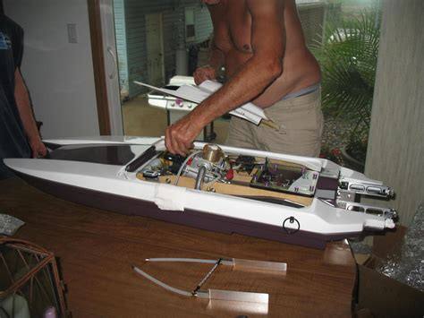 rc boats anyone build one from scratch offshoreonly - Rc Boats To Build