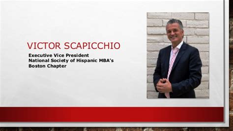Hispanic Mba by Who We Are Nshmba Boston Chapter