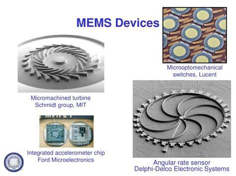 mems fabrication process flows  bulk silicon