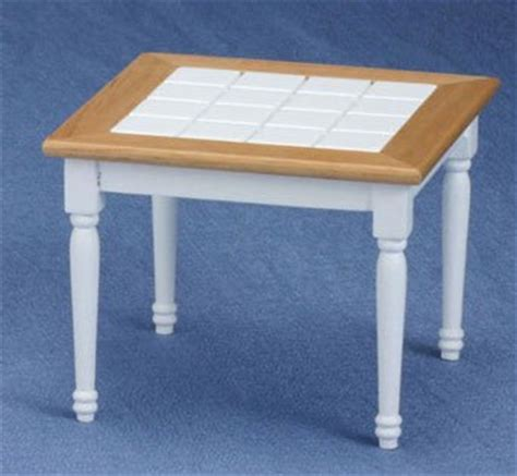 dollhouse dining tables in 1 quot scale from fingertip